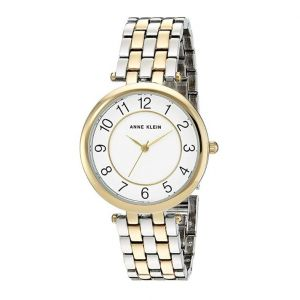 Anne Klein Watch - AK/2701WTTT  Two-Tone Bracelet